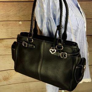 Brighton Black Shoulder Bag